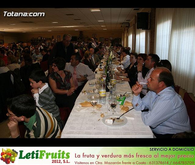 Comida de Hermandades y Cofrad�as  - Semana Santa 2008 - 15