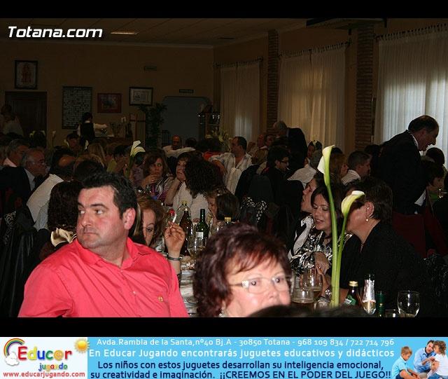 Comida de Hermandades y Cofrad�as  - Semana Santa 2008 - 20
