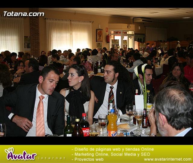 Comida de Hermandades y Cofrad�as  - Semana Santa 2008 - 21