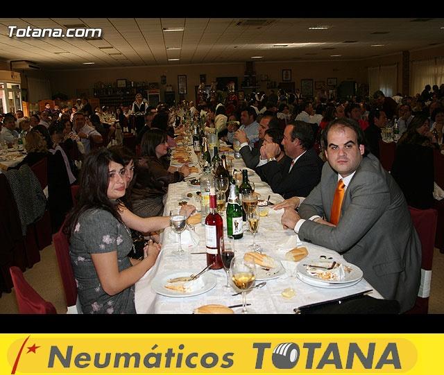 Comida de Hermandades y Cofrad�as  - Semana Santa 2008 - 24