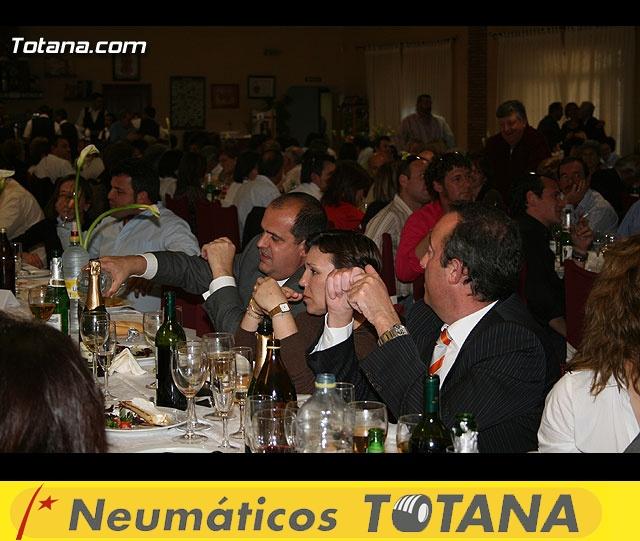 Comida de Hermandades y Cofrad�as  - Semana Santa 2008 - 25