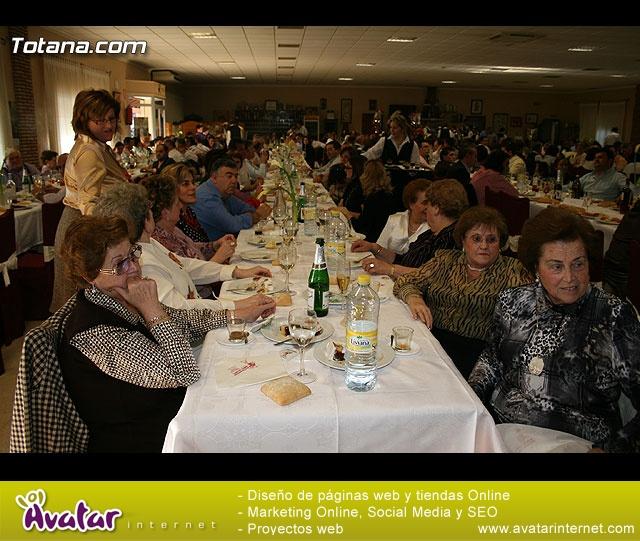 Comida de Hermandades y Cofrad�as  - Semana Santa 2008 - 26