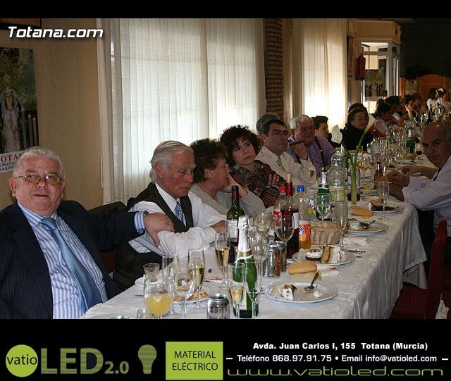 Comida de Hermandades y Cofrad�as  - Semana Santa 2008 - 27