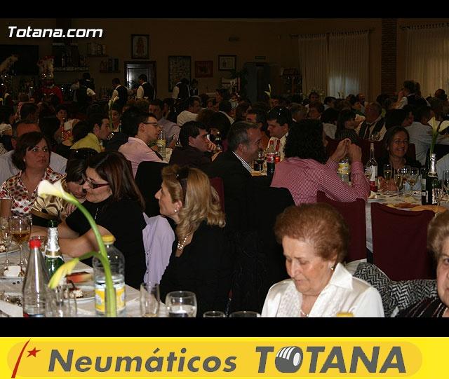 Comida de Hermandades y Cofrad�as  - Semana Santa 2008 - 29