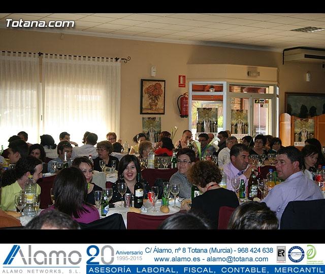Comida de Hermandades y Cofrad�as  - Semana Santa 2008 - 32