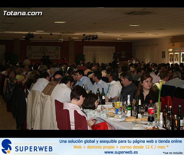Comida de Hermandades y Cofrad�as  - Semana Santa 2008 - 33
