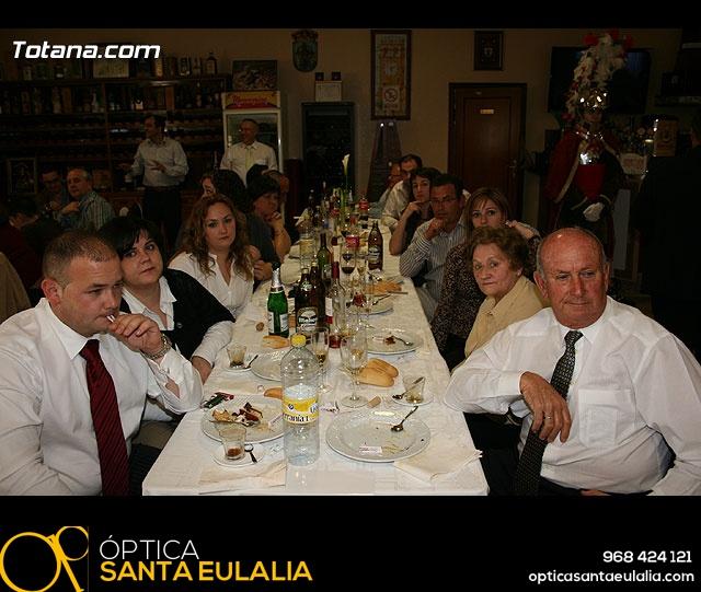 Comida de Hermandades y Cofrad�as  - Semana Santa 2008 - 36