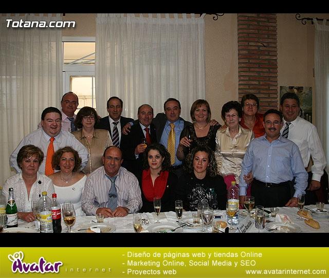 Comida de Hermandades y Cofrad�as  - Semana Santa 2008 - 96