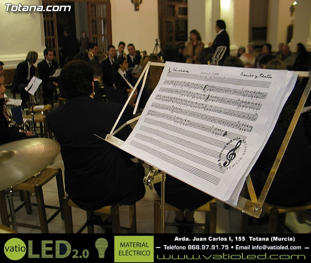 CONCIERTO SEMANA SANTA 2007 - 3