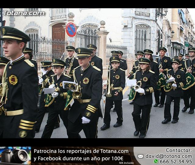 ACTUACIÓN DE LA SAMARITANA EL DÍA DE LA MÚSICA NAZARENA 2008 - 9