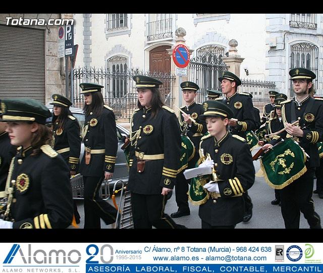 ACTUACIÓN DE LA SAMARITANA EL DÍA DE LA MÚSICA NAZARENA 2008 - 11