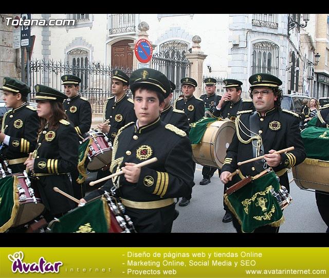 ACTUACIÓN DE LA SAMARITANA EL DÍA DE LA MÚSICA NAZARENA 2008 - 14