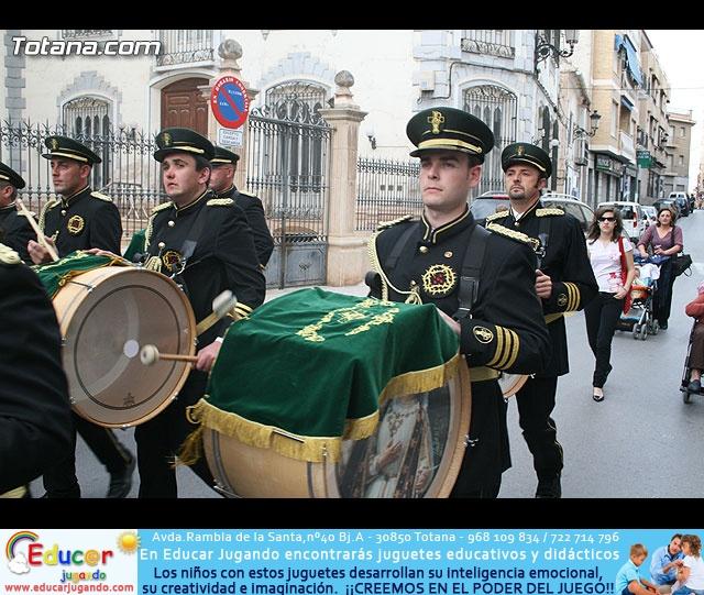 ACTUACIÓN DE LA SAMARITANA EL DÍA DE LA MÚSICA NAZARENA 2008 - 16