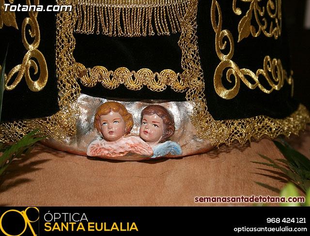 La Hermandad de Nuestra Se�ora de los Dolores estrena carroza infantil - 6