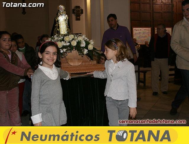 La Hermandad de Nuestra Se�ora de los Dolores estrena carroza infantil - 10