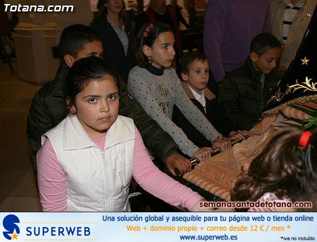 La Hermandad de Nuestra Se�ora de los Dolores estrena carroza infantil - 12
