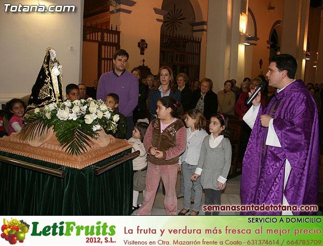 La Hermandad de Nuestra Se�ora de los Dolores estrena carroza infantil - 23