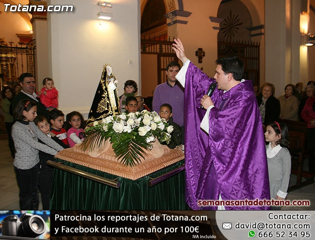 La Hermandad de Nuestra Se�ora de los Dolores estrena carroza infantil - 25