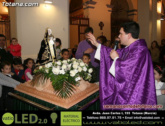 La Hermandad de Nuestra Se�ora de los Dolores estrena carroza infantil - 26