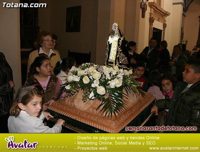La Hermandad de Nuestra Se�ora de los Dolores estrena carroza infantil - 31