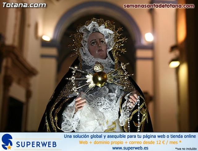 La Hermandad de Nuestra Se�ora de los Dolores estrena carroza infantil - 35