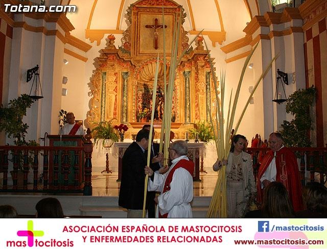 Domingo de Ramos. Parroquia de las Tres Avemar�as. Semana Santa 2009 - 2