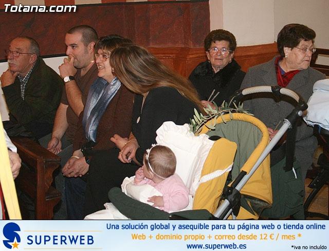 Domingo de Ramos. Parroquia de las Tres Avemar�as. Semana Santa 2009 - 3