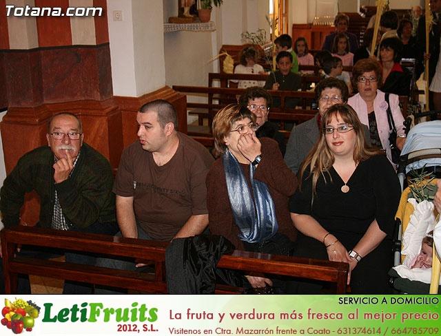 Domingo de Ramos. Parroquia de las Tres Avemar�as. Semana Santa 2009 - 4