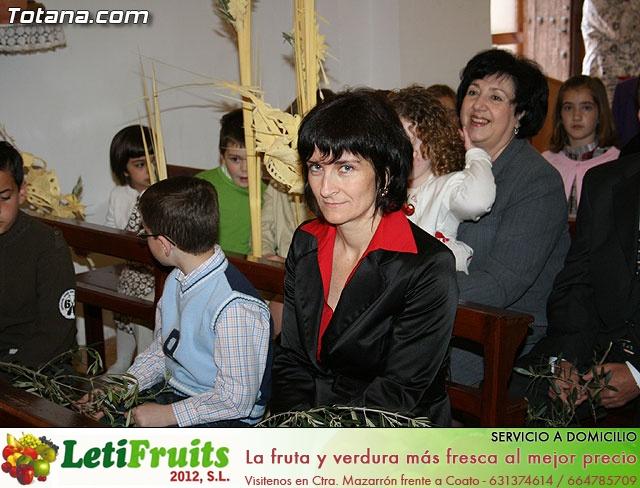 Domingo de Ramos. Parroquia de las Tres Avemar�as. Semana Santa 2009 - 10