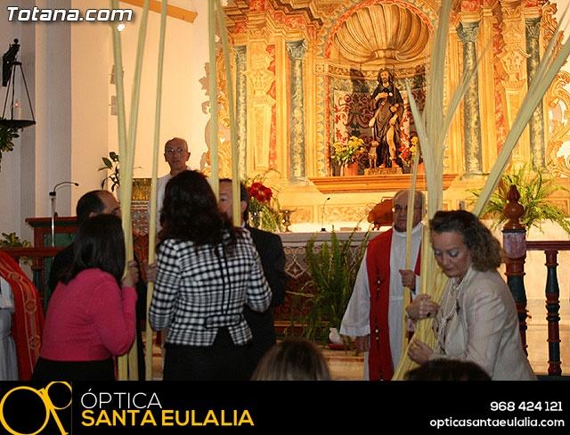 Domingo de Ramos. Parroquia de las Tres Avemar�as. Semana Santa 2009 - 13