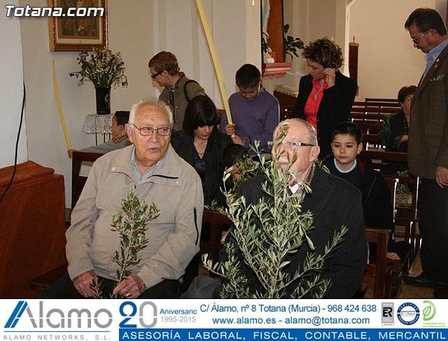 Domingo de Ramos. Parroquia de las Tres Avemar�as. Semana Santa 2009 - 19