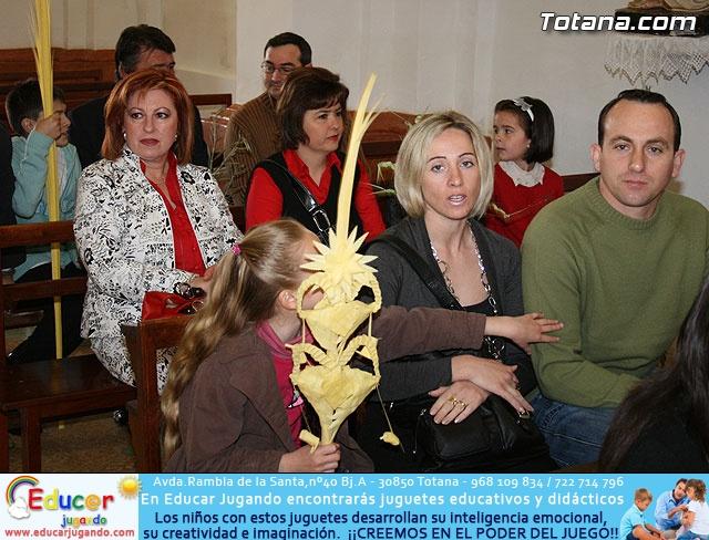 Domingo de Ramos. Parroquia de las Tres Avemar�as. Semana Santa 2009 - 21