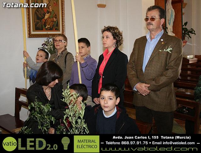 Domingo de Ramos. Parroquia de las Tres Avemar�as. Semana Santa 2009 - 22
