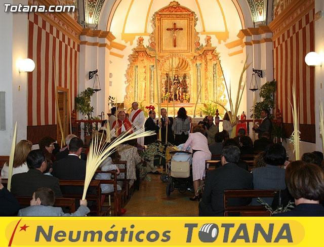 Domingo de Ramos. Parroquia de las Tres Avemar�as. Semana Santa 2009 - 23