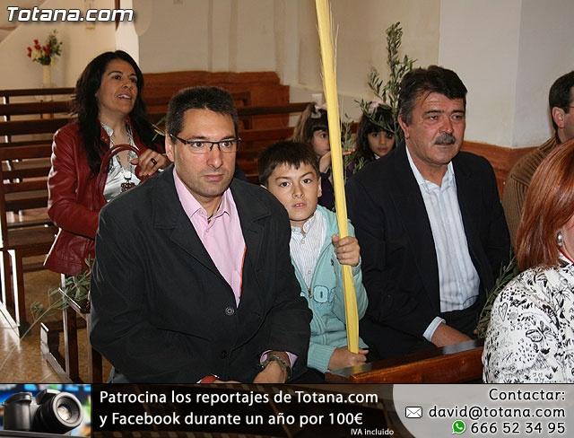 Domingo de Ramos. Parroquia de las Tres Avemar�as. Semana Santa 2009 - 25