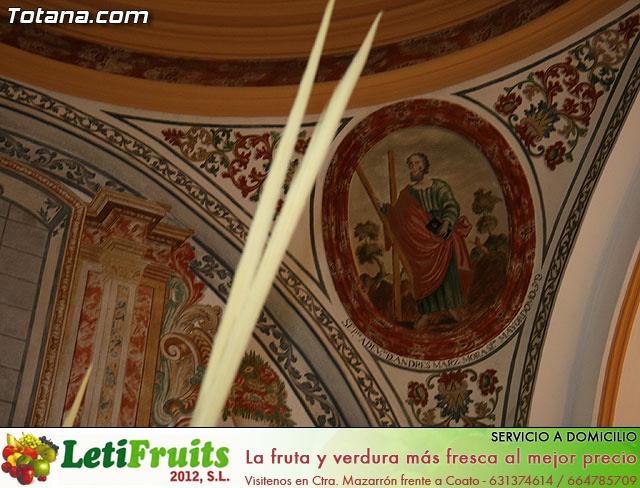 Domingo de Ramos. Parroquia de las Tres Avemar�as. Semana Santa 2009 - 26