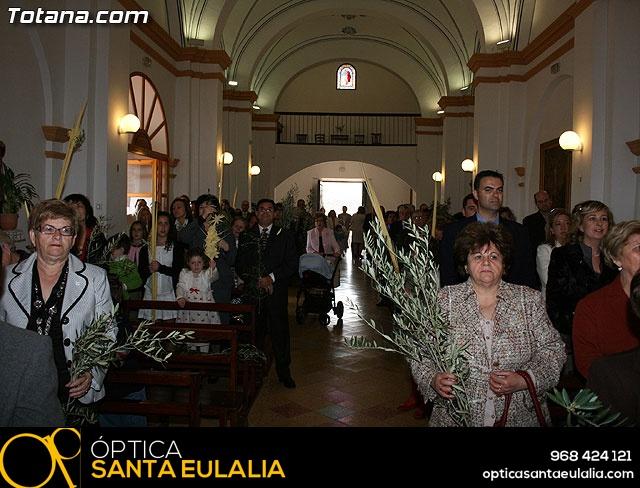 Domingo de Ramos. Parroquia de las Tres Avemar�as. Semana Santa 2009 - 28