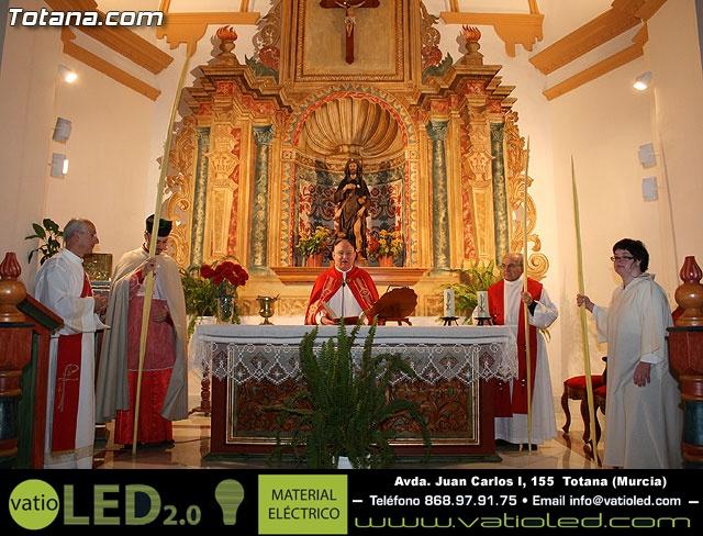 Domingo de Ramos. Parroquia de las Tres Avemar�as. Semana Santa 2009 - 29