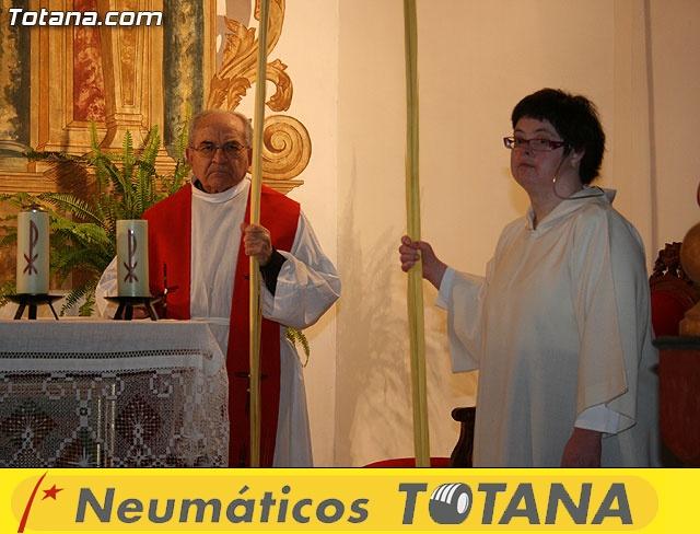 Domingo de Ramos. Parroquia de las Tres Avemar�as. Semana Santa 2009 - 30