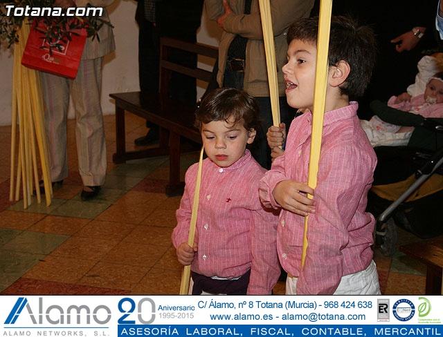 Domingo de Ramos. Parroquia de las Tres Avemar�as. Semana Santa 2009 - 35