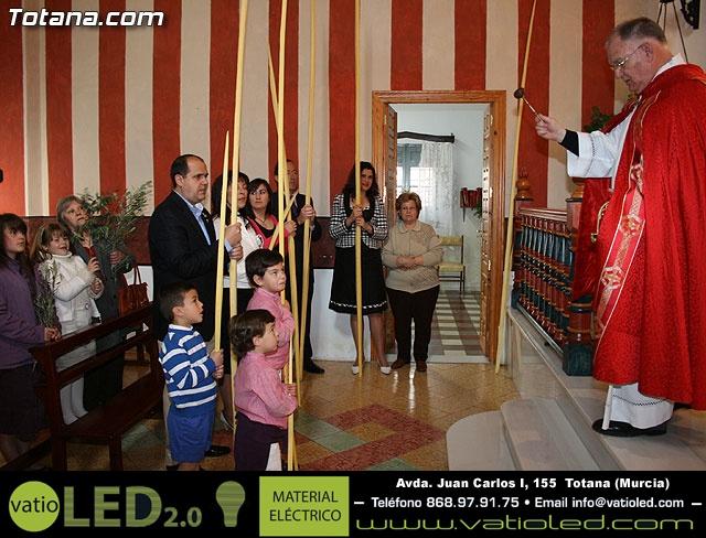 Domingo de Ramos. Parroquia de las Tres Avemar�as. Semana Santa 2009 - 37