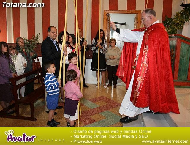 Domingo de Ramos. Parroquia de las Tres Avemar�as. Semana Santa 2009 - 38