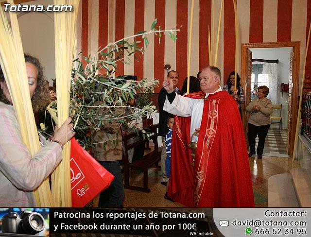 Domingo de Ramos. Parroquia de las Tres Avemar�as. Semana Santa 2009 - 39