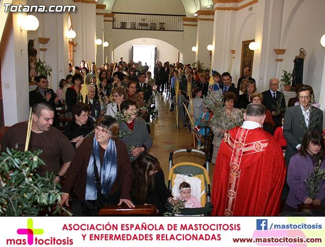Domingo de Ramos. Parroquia de las Tres Avemar�as. Semana Santa 2009 - 40