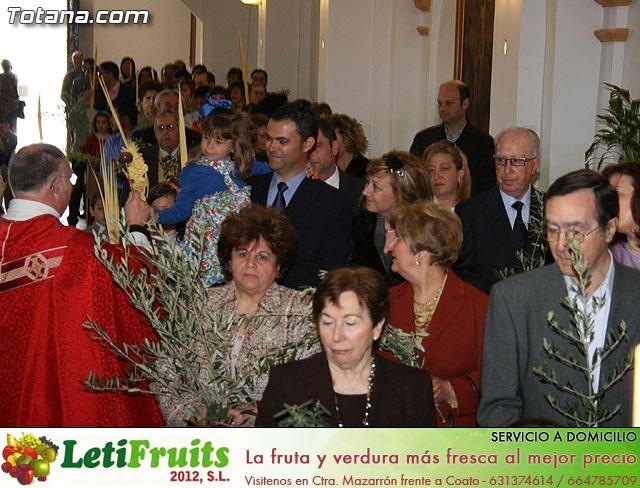 Domingo de Ramos. Parroquia de las Tres Avemar�as. Semana Santa 2009 - 43