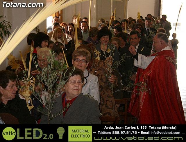 Domingo de Ramos. Parroquia de las Tres Avemar�as. Semana Santa 2009 - 44