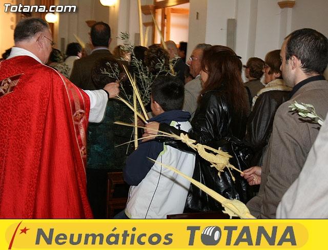 Domingo de Ramos. Parroquia de las Tres Avemar�as. Semana Santa 2009 - 49