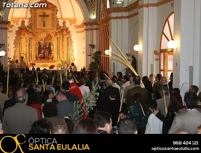 Domingo de Ramos. Parroquia de las Tres Avemar�as. Semana Santa 2009 - 51