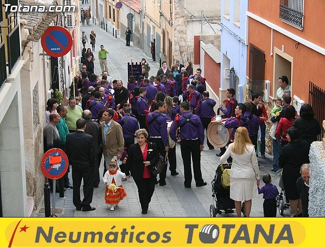 Domingo de Ramos. Parroquia de las Tres Avemar�as. Semana Santa 2009 - 52