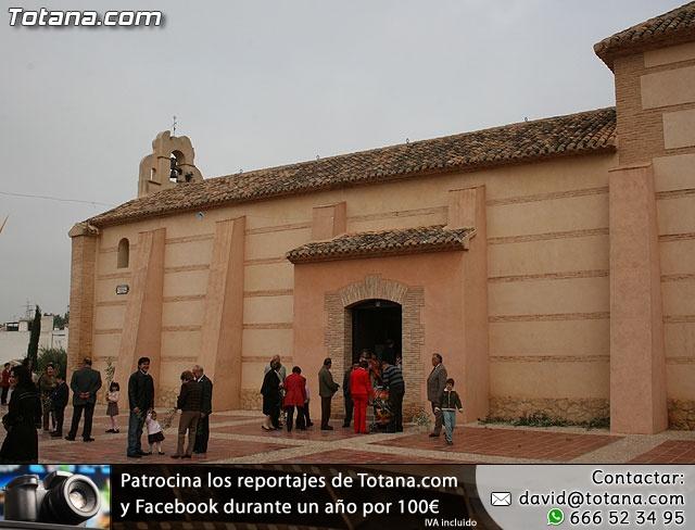 Domingo de Ramos. Parroquia de las Tres Avemar�as. Semana Santa 2009 - 53